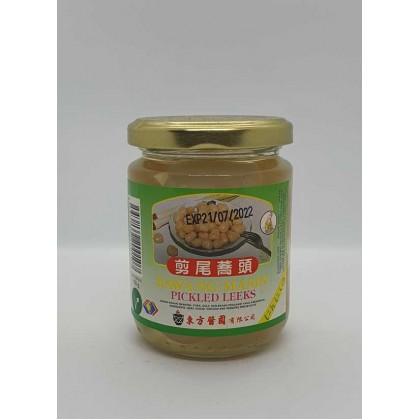 Tong Foong Pickled Leeks (150g) 东方酱园剪尾荞头