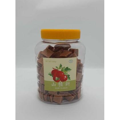 Shan Zha Biscuit (250g bottle) 山楂酪