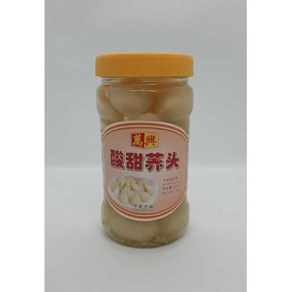 Sour Sweet Bulbous Onion (200g) 酸甜荞头
