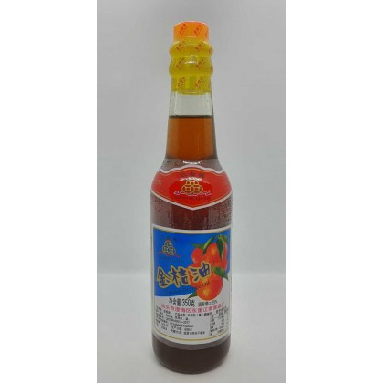 Golden Orange Oil 350g 三古钱牌金橘油