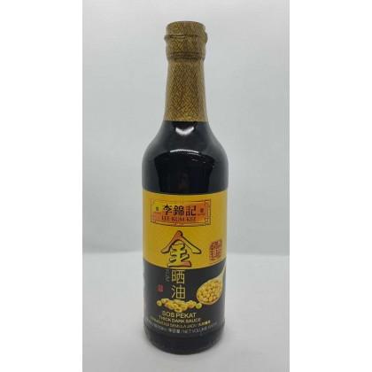 LeeKumKee Kum 金 Thick Dark Sauce 500ml 李锦记金晒油