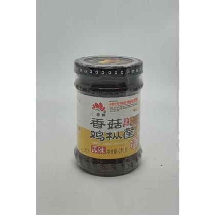 Fungus Sauce Original 小荷牌 香菇鸡枞菌酱 原味 (210g)