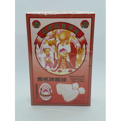 Amoy Mee Suah (box) Amoy 面线 寿桃牌