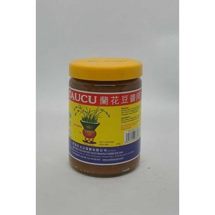 Orkid Taucu (Minced) 兰花豆酱 (碎)