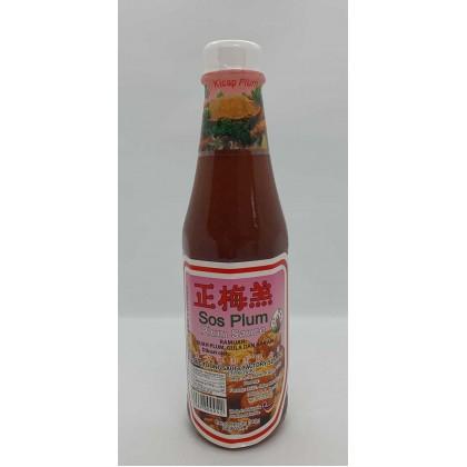 Tong Foong Plum Sauce (340g) 东方酱园正梅羔