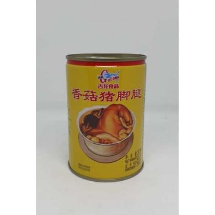 Gulong Pork Leg With Mushrooms 397g 古龙香菇猪脚腿