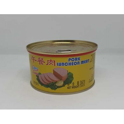 Gulong Pork Luncheon Meat 360g 古龙午餐肉