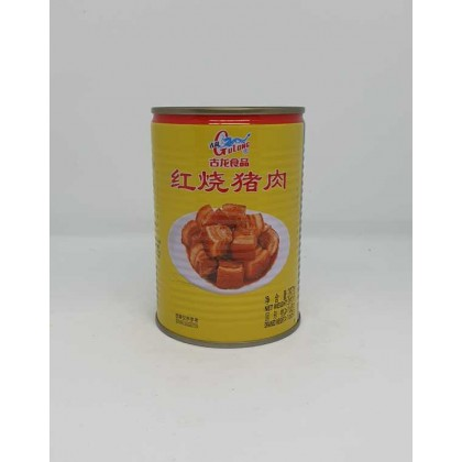 Gulong Stewed Pork 397g (L) 红烧猪肉
