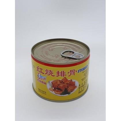 Gulong Stewed Pork Chop 256g 红烧排骨