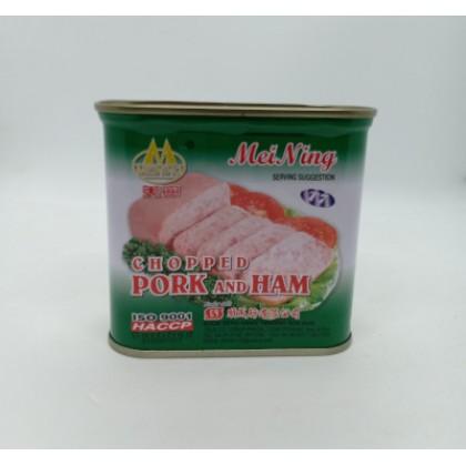 Mei Ning Chopped Pork and Ham 美宁火腿猪肉