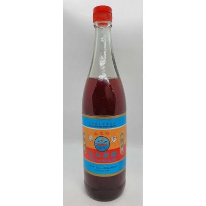 HK Yue Sang Cheong Red Vinegar 600ml 香港裕生祥大红浙醋 炮轮牌