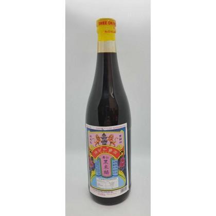 Swee On Woh Black Rice Vinegar 600ml 瑞安和黑米醋 Singa Cuka Hitam