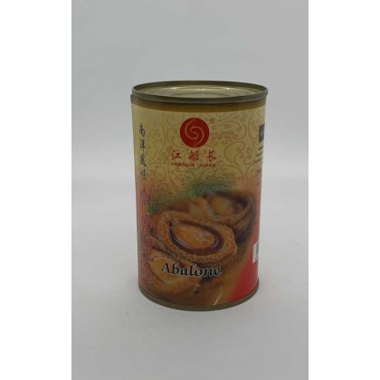 Captain Jiang Curry Abalone (425g) 咖喱鲍鱼江船长南洋风味