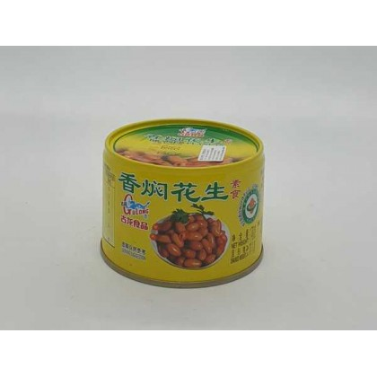 Gulong Braised Peanuts (170g) 古龙香焖花生