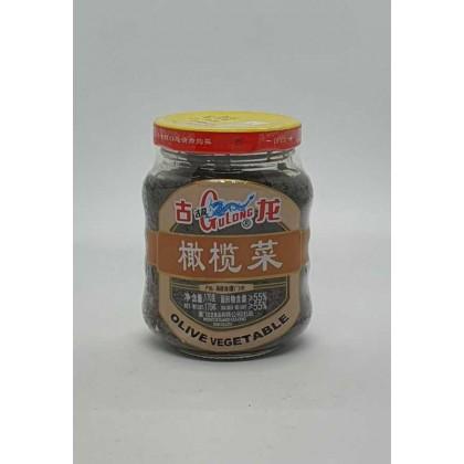 Gulong Mushroom and Olive (170g) 古龙香菇橄榄菜