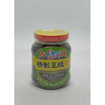 Gulong Salted Black Beans 古龙精制豆豉