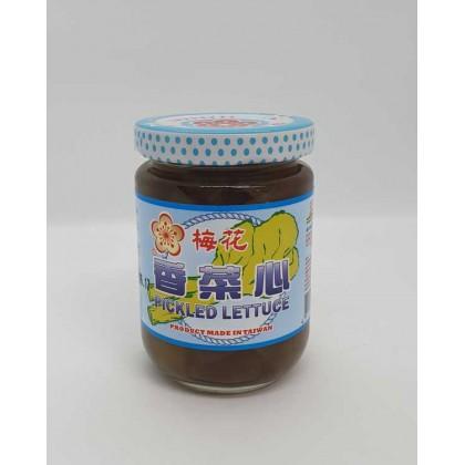 Mei Hua Pickled Lettuce 180g 梅花香菜心